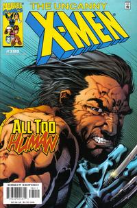 Cover Thumbnail for The Uncanny X-Men (Marvel, 1981 series) #380 [Direct Edition]
