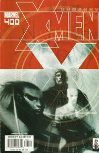 Cover Thumbnail for The Uncanny X-Men (Marvel, 1981 series) #400 [Direct Edition]