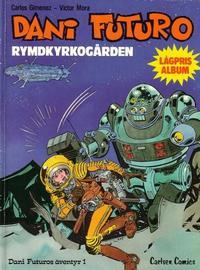 Cover Thumbnail for Dani Futuro (Carlsen/if [SE], 1983 series) #1