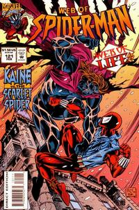 Cover Thumbnail for Web of Spider-Man (Marvel, 1985 series) #121