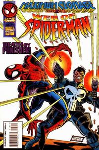 Cover Thumbnail for Web of Spider-Man (Marvel, 1985 series) #127 [Direct Edition]
