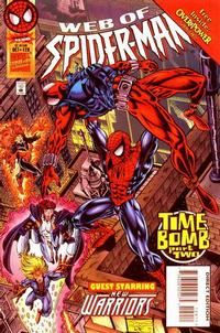 Cover Thumbnail for Web of Spider-Man (Marvel, 1985 series) #129 [Direct Edition]