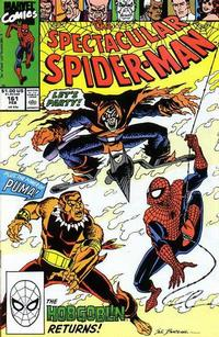 Cover Thumbnail for The Spectacular Spider-Man (Marvel, 1976 series) #161