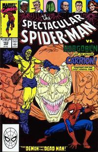 Cover Thumbnail for The Spectacular Spider-Man (Marvel, 1976 series) #162