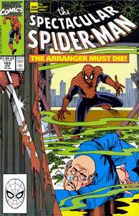 Cover Thumbnail for The Spectacular Spider-Man (Marvel, 1976 series) #165