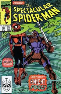 Cover Thumbnail for The Spectacular Spider-Man (Marvel, 1976 series) #166