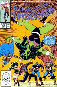 Cover Thumbnail for The Spectacular Spider-Man (Marvel, 1976 series) #168
