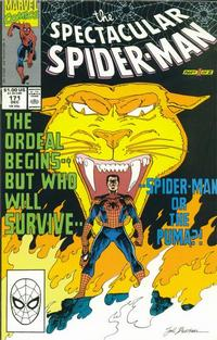Cover Thumbnail for The Spectacular Spider-Man (Marvel, 1976 series) #171