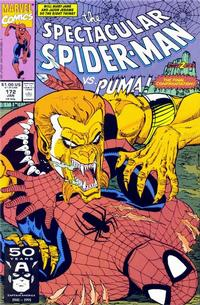 Cover Thumbnail for The Spectacular Spider-Man (Marvel, 1976 series) #172