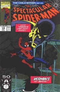 Cover Thumbnail for The Spectacular Spider-Man (Marvel, 1976 series) #178