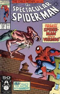 Cover Thumbnail for The Spectacular Spider-Man (Marvel, 1976 series) #179
