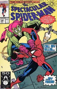 Cover Thumbnail for The Spectacular Spider-Man (Marvel, 1976 series) #180