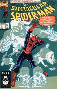 Cover Thumbnail for The Spectacular Spider-Man (Marvel, 1976 series) #181