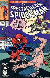 Cover Thumbnail for The Spectacular Spider-Man (Marvel, 1976 series) #182
