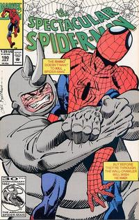 Cover Thumbnail for The Spectacular Spider-Man (Marvel, 1976 series) #190 [Direct]