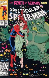 Cover for The Spectacular Spider-Man (Marvel, 1976 series) #194