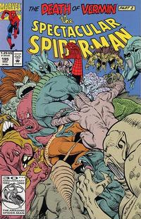 Cover Thumbnail for The Spectacular Spider-Man (Marvel, 1976 series) #195