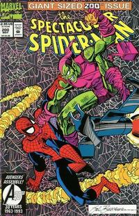Cover Thumbnail for The Spectacular Spider-Man (Marvel, 1976 series) #200