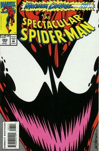 Cover Thumbnail for The Spectacular Spider-Man (Marvel, 1976 series) #203
