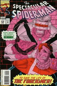 Cover Thumbnail for The Spectacular Spider-Man (Marvel, 1976 series) #210