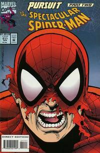 Cover Thumbnail for The Spectacular Spider-Man (Marvel, 1976 series) #211