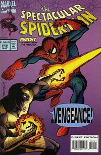 Cover Thumbnail for The Spectacular Spider-Man (Marvel, 1976 series) #212