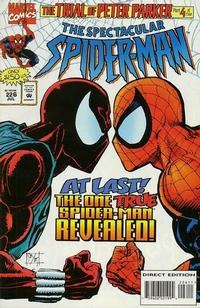 Cover Thumbnail for The Spectacular Spider-Man (Marvel, 1976 series) #226 [Direct Edition]