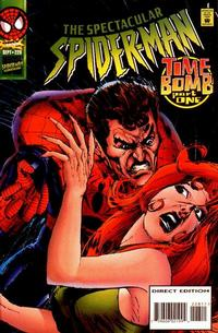 Cover Thumbnail for The Spectacular Spider-Man (Marvel, 1976 series) #228 [Direct Edition]