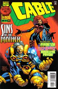 Cover Thumbnail for Cable (Marvel, 1993 series) #44 [Direct Edition]