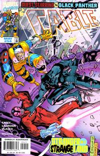 Cover Thumbnail for Cable (Marvel, 1993 series) #54 [Direct Edition]