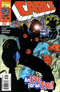Cover Thumbnail for Cable (Marvel, 1993 series) #56 [Direct Edition]
