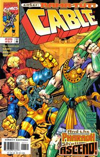 Cover Thumbnail for Cable (Marvel, 1993 series) #57 [Direct Edition]