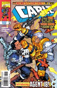 Cover Thumbnail for Cable (Marvel, 1993 series) #60 [Direct Edition]