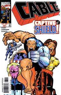 Cover Thumbnail for Cable (Marvel, 1993 series) #61 [Direct Edition]