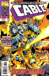 Cover for Cable (Marvel, 1993 series) #62 [Direct Edition]