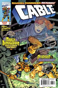 Cover Thumbnail for Cable (Marvel, 1993 series) #65 [Direct Edition]