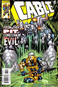 Cover Thumbnail for Cable (Marvel, 1993 series) #72 [Direct Edition]