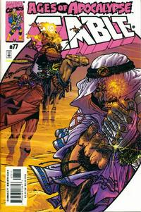 Cover for Cable (Marvel, 1993 series) #77 [Direct Edition]