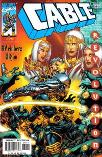 Cover Thumbnail for Cable (Marvel, 1993 series) #79 [Direct Edition]