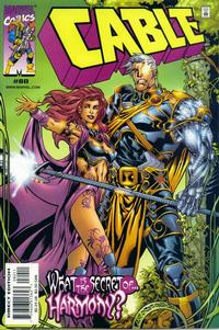 Cover Thumbnail for Cable (Marvel, 1993 series) #80 [Direct Edition]