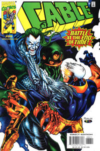 Cover Thumbnail for Cable (Marvel, 1993 series) #86 [Direct Edition]