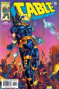 Cover Thumbnail for Cable (Marvel, 1993 series) #89 [Direct Edition]