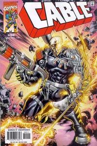 Cover Thumbnail for Cable (Marvel, 1993 series) #90 [Direct Edition]