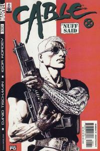 Cover Thumbnail for Cable (Marvel, 1993 series) #100 [Direct Edition]