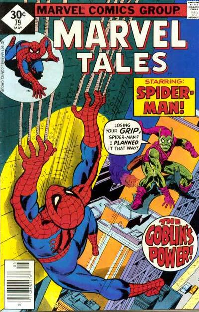 Cover for Marvel Tales (Marvel, 1966 series) #79