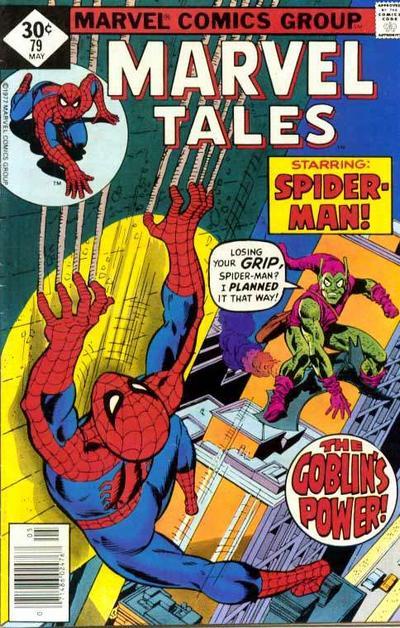 Cover for Marvel Tales (Marvel, 1966 series) #79 [Regular Edition]