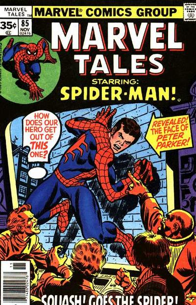 Cover for Marvel Tales (Marvel, 1966 series) #85
