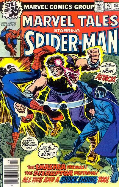 Cover for Marvel Tales (Marvel, 1966 series) #97 [Regular Edition]