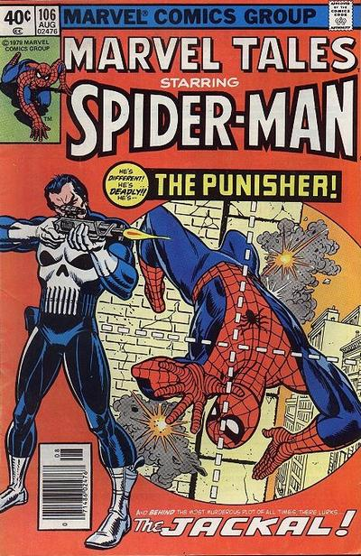 Cover for Marvel Tales (Marvel, 1966 series) #106