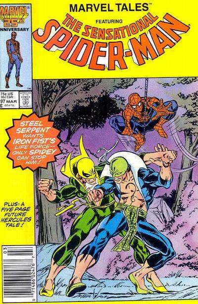 Cover for Marvel Tales (Marvel, 1966 series) #197